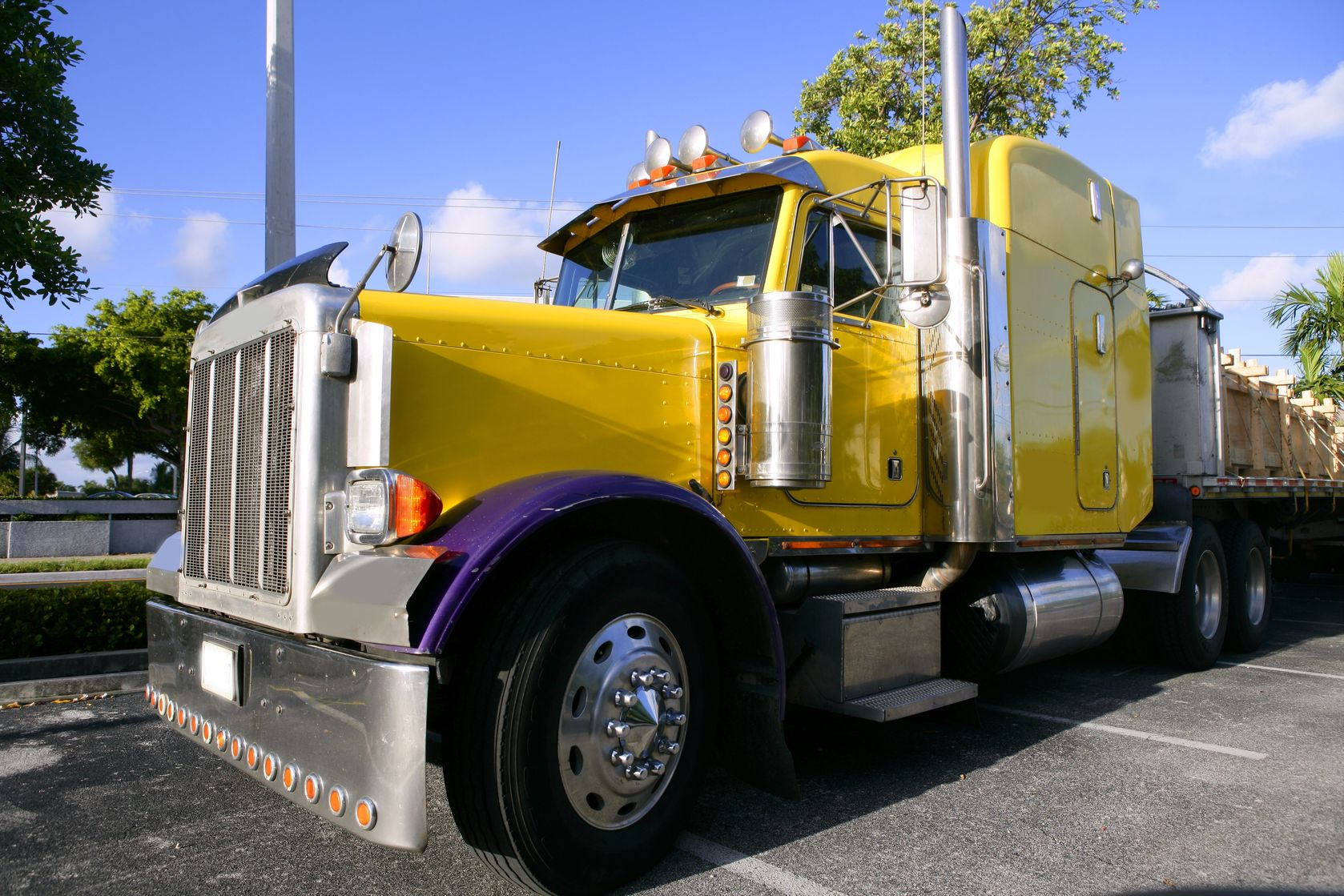 Spring, Conroe, Magnolia, TX Flatbed Truck Insurance